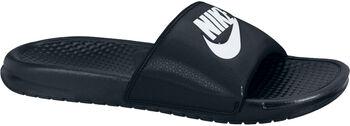 Nike Benassi JDI slippers Zwart