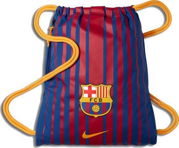 Nike FC Barcelona Stadium gymtas Blauw