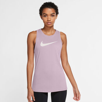 Nike Dri-FIT Icon Clash top Dames Paars