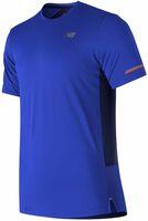 New Balance MT81200 shirt Heren Rood