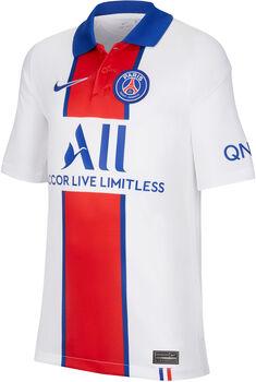 Nike Paris Saint-Germain Stadium kids uitshirt 20/21 Wit