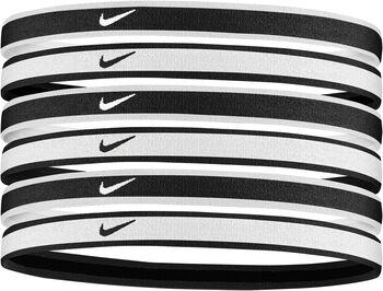 Nike Tipped Swoosh Sport haarbandjes Wit