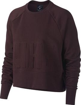 Nike Versa sweater Dames Rood
