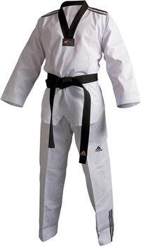 adidas Dobok Adi-Club 3 karatepak Heren Wit