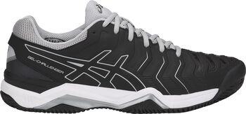 Asics GEL-Challenger 11 Clay tennisschoenen Heren Zwart