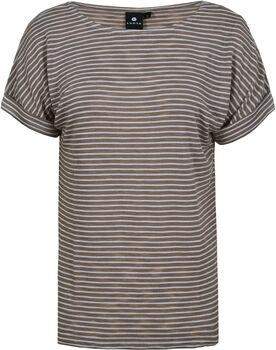 Luhta Haapakimola t-shirt Dames Bruin