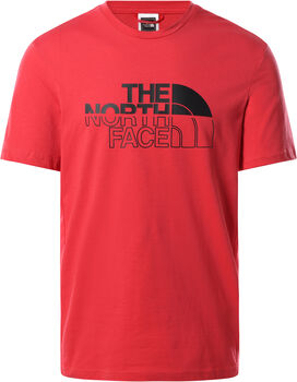 The North Face Campay shirt Heren Rood