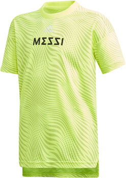 ADIDAS Messi shirt Geel