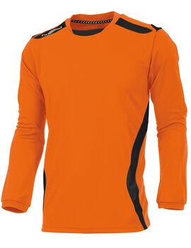Hummel Club Shirt Ls Heren Oranje