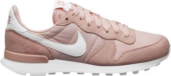 Nike Internationalist Dames Rood