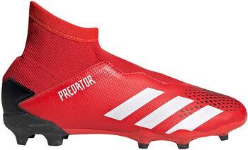 adidas Predator 20.3 FG kids voetbalschoenen Rood