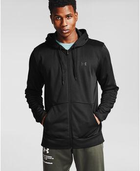 Under Armour Armour Fleece® Full Zip hoodie Heren Zwart
