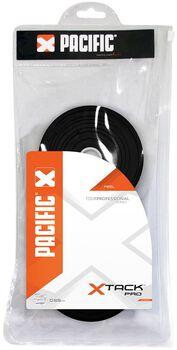 Pacific X Tack Pro 0.55mm tennis overgrip Zwart