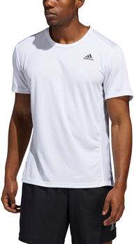 adidas Run It T-shirt Heren Wit