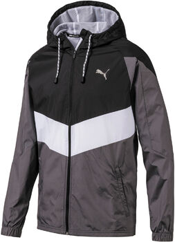 Puma Reactive trainingsjack Heren Zwart