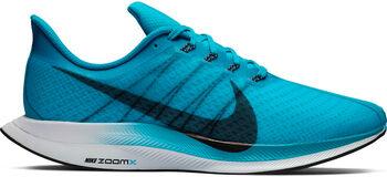 Nike Zoom Pegasus Turbo hardloopschoenen Heren Blauw