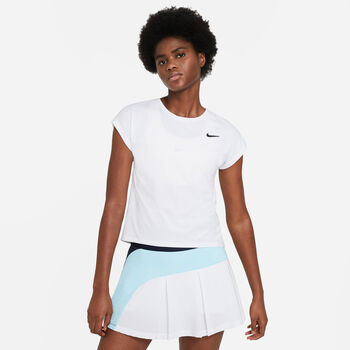 NikeCourt Victory top Dames Wit
