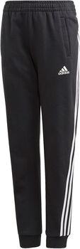 adidas 3-Stripes Tapered Leg Broek Zwart
