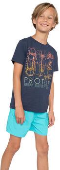 Protest Bolton kids shirt Jongens Blauw