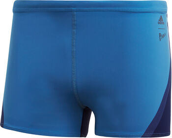 adidas Fit Hero Parley zwemboxer Heren Blauw