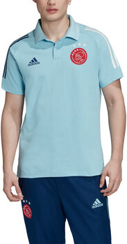 adidas Ajax polo 2020/2021 Heren Zwart