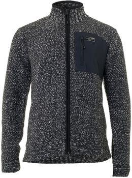 Brunotti Yawl Knit Fleece vest Heren Zwart