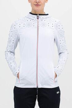 Sjeng Sports Ulyssa hoodie Dames Wit