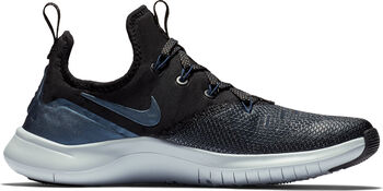 Nike Free TR Metallic fitness schoenen Dames Zwart