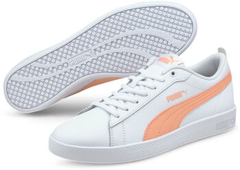 Puma Smash V2 L sneakers Dames Wit
