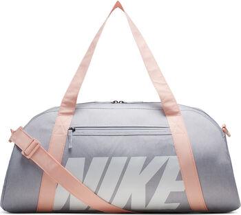 Nike Gym Club Duffel tas Dames Grijs