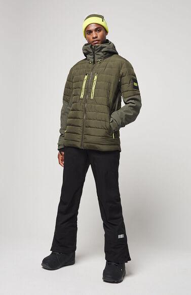 Igneous ski-jas
