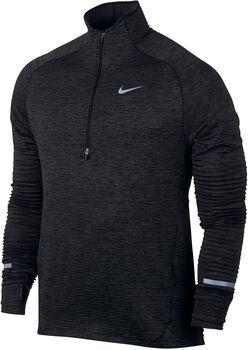 Nike Element Sphere Half-Zip shirt Heren Zwart