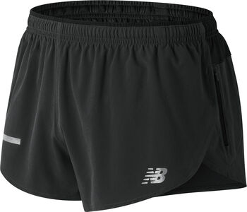 New Balance Impact Split short Heren Zwart