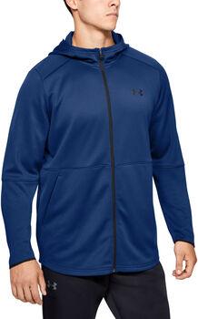 Under Armour MK1 Warm-Up hoodie Heren Blauw