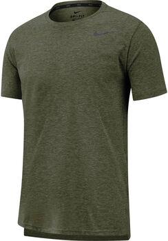 Nike Dri-FIT Breathe shirt Heren Groen