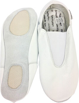 tunturi gym shoes 2pc sole white 38 Meisjes Wit