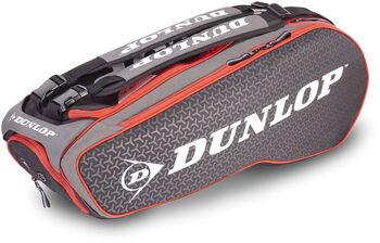 Dunlop Performance 8-pack squashrackettas Zwart