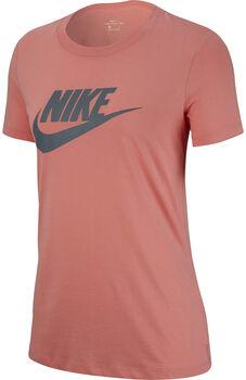 Nike Sportswear Icon Futura shirt Dames Roze