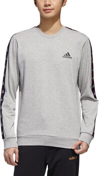adidas Essentials Tape Sweatshirt Heren Grijs