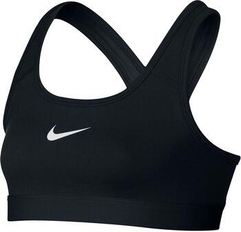 Nike Classic jr sportbeha Meisjes Zwart