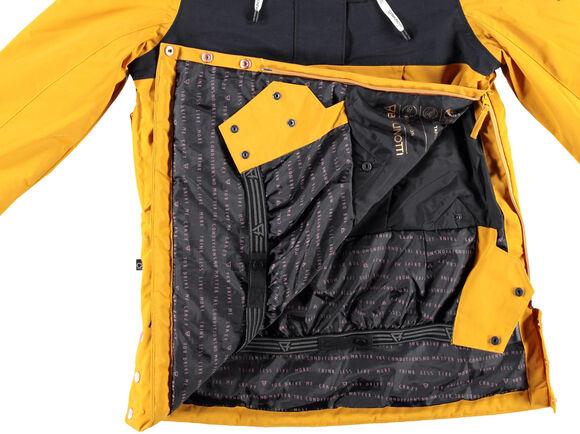 Fireback ski-jas