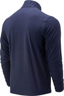 Core Space Dye Quarter Long Sleeve shirt