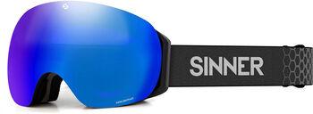 Sinner Avon skibril Zwart