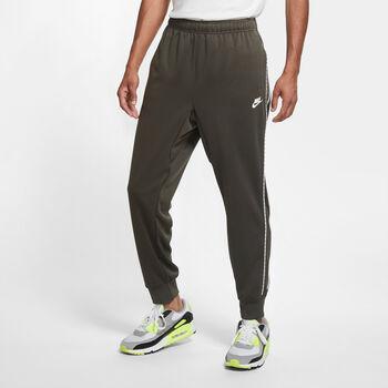 Nike Sportswear joggingsbroek Heren Groen