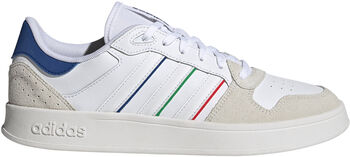 adidas Breaknet Plus sneakers Heren Wit