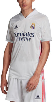 adidas Real Madrid 20/21 Thuisshirt Heren Wit