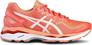 Asics GEL-Kayano 23 hardloopschoenen Dames Roze