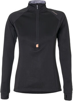 Brunotti Yrenna fleece Dames Zwart