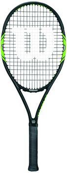 Wilson Monfils Tour 100 tennisracket Zwart