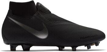Nike Phantom Vision Pro Dynamic Fit FG voetbalschoenen Heren Zwart